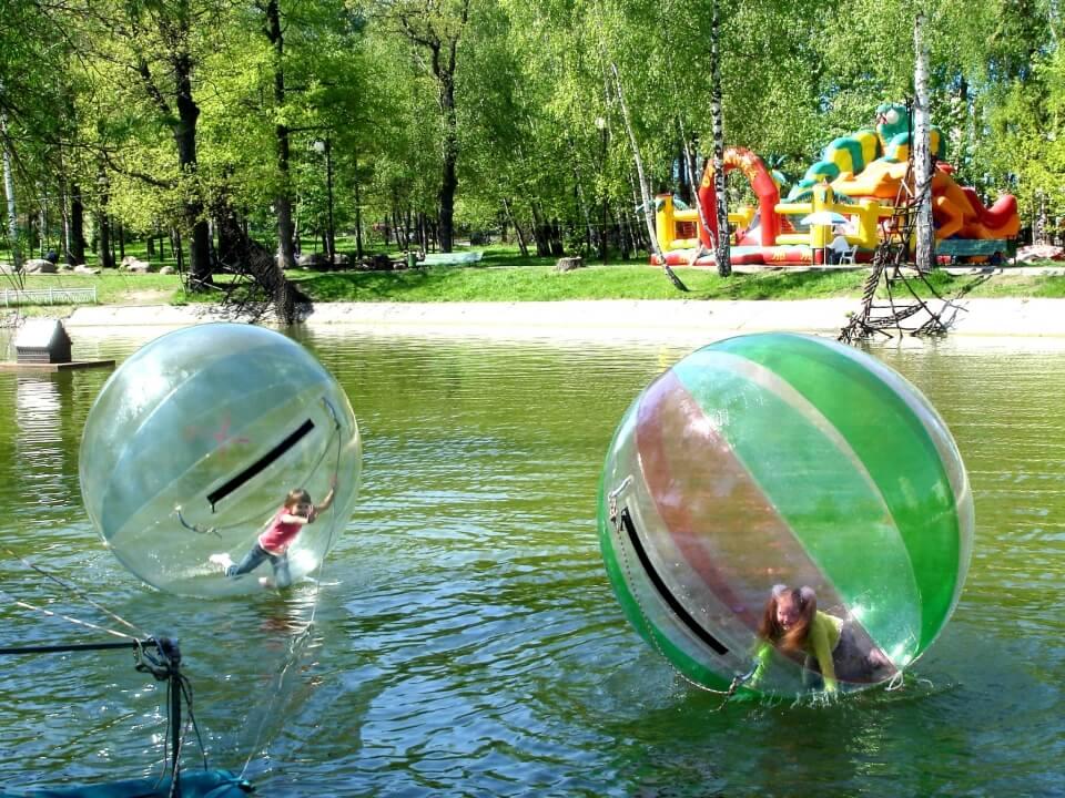 Парк «Лианозовский»