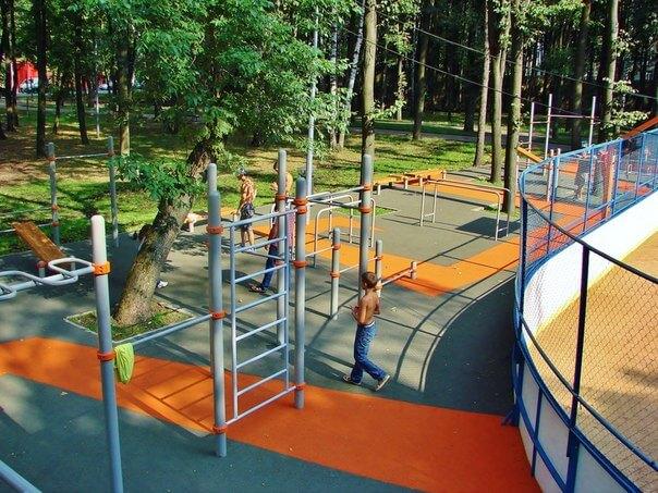 Парк «Бабушкинский»