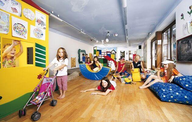Удачный отдых с детьми за границей