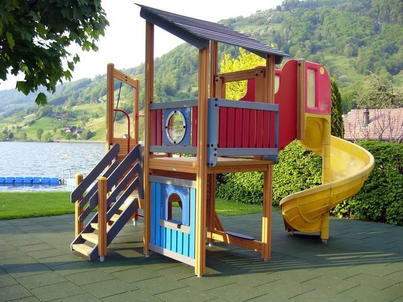 Детский комплекс - городок