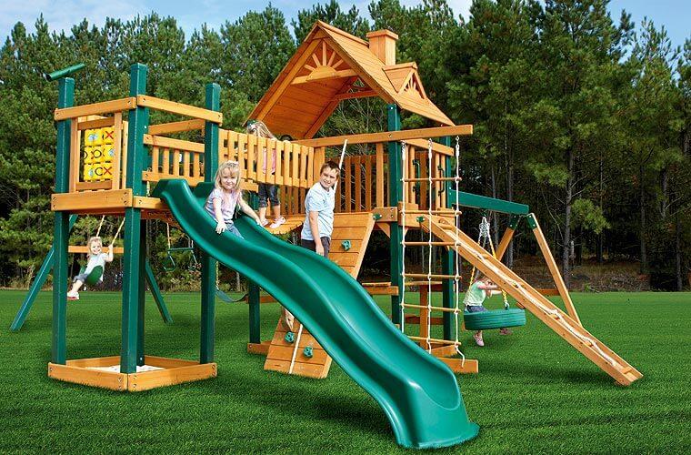 Детские площадки Play Nation