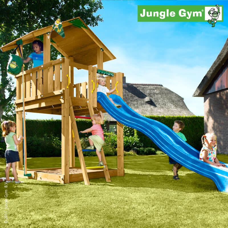 Игровые площадки Jungle Gum