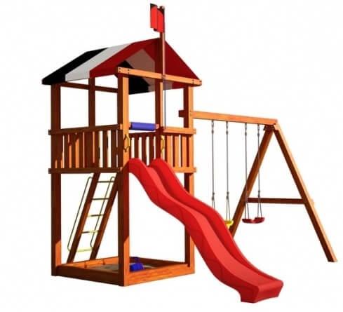 Детские игровые комплексы Джунгли