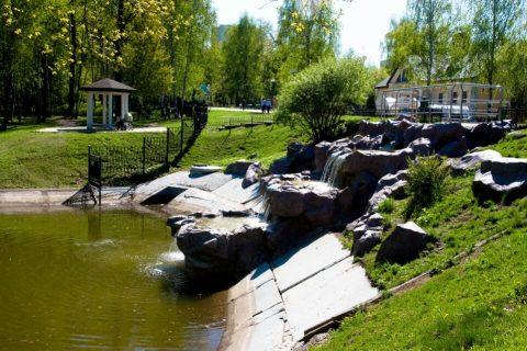 Lianozovski-park