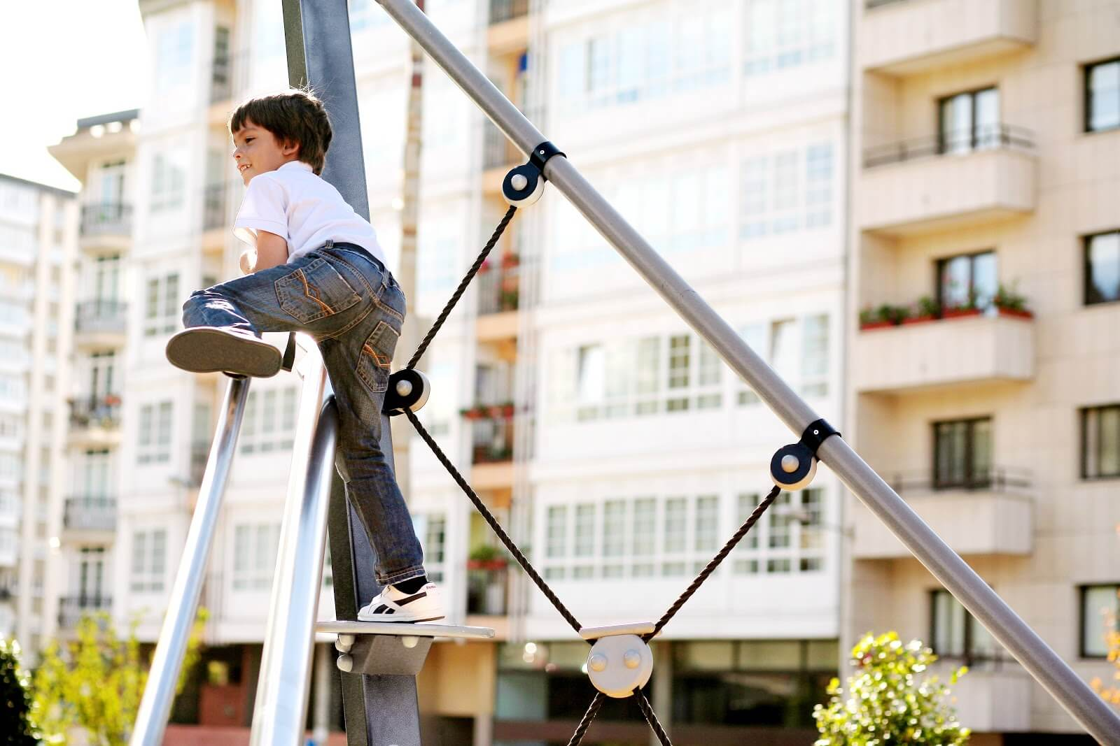 Galopin - производитель детских площадок