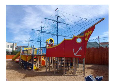 Детские площадки «КСИЛ»