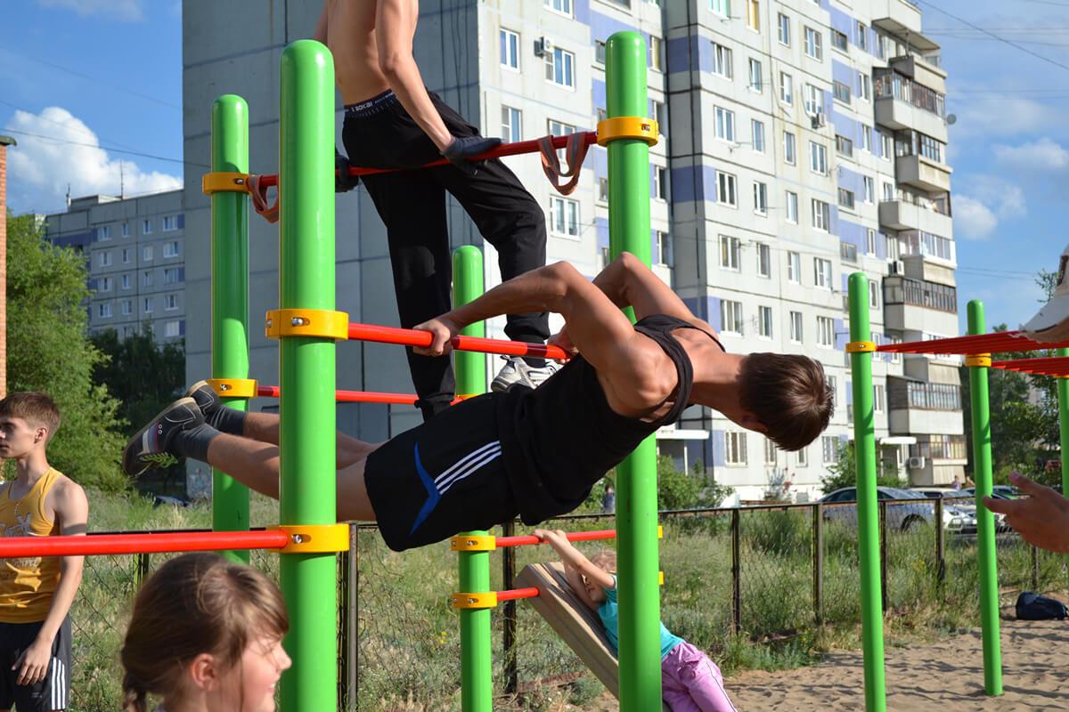 Детские площадки Атрикс
