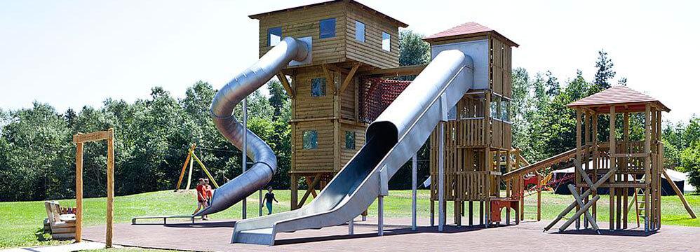 Детские площадки Eibe