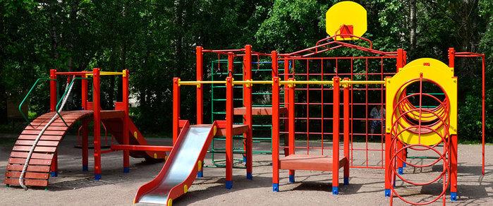 Детские площадки Авен