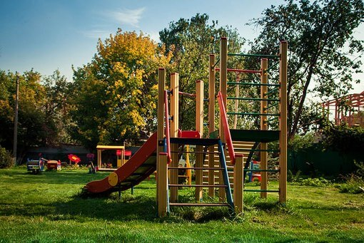 Детские площадки Скиф