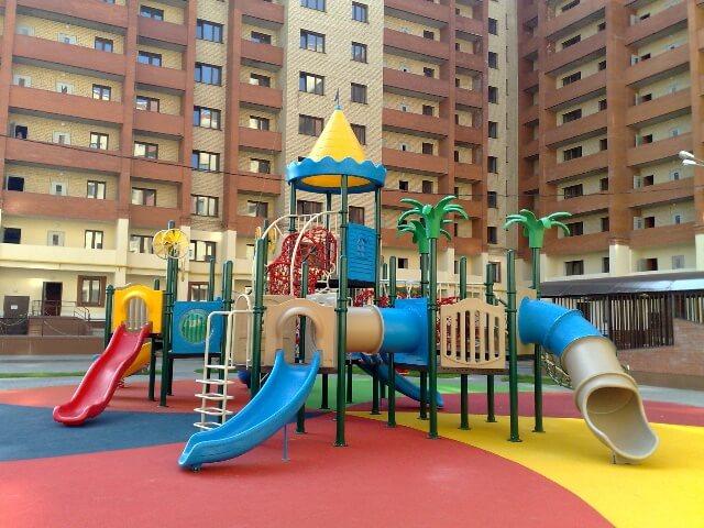 Детские площадки Забава