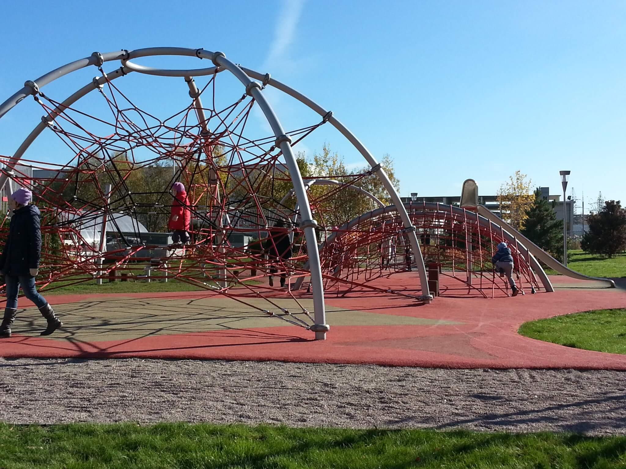 Детские площадки Корокорд