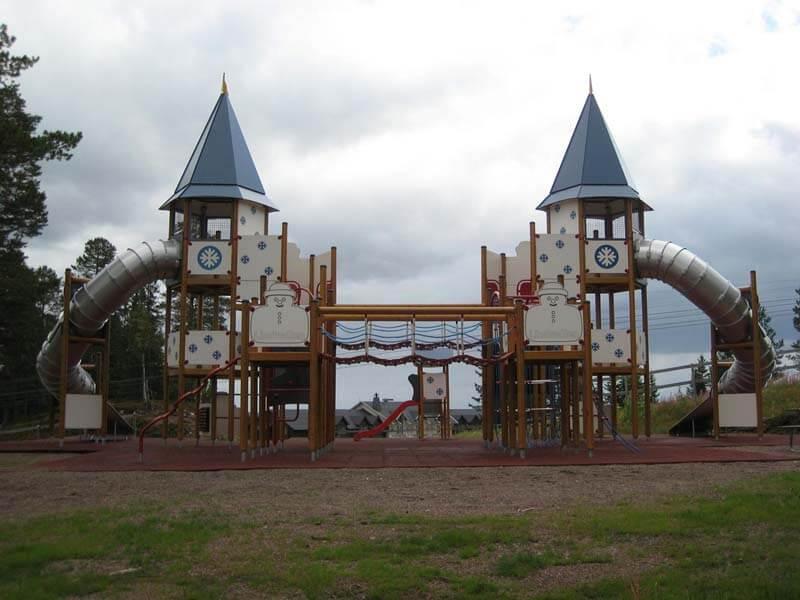 Детские площадки Hags