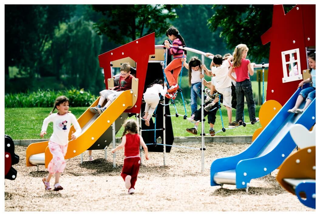 Детский игровой комплекс Компан