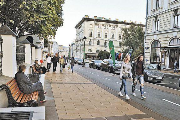 Благоустройство и озеленение города