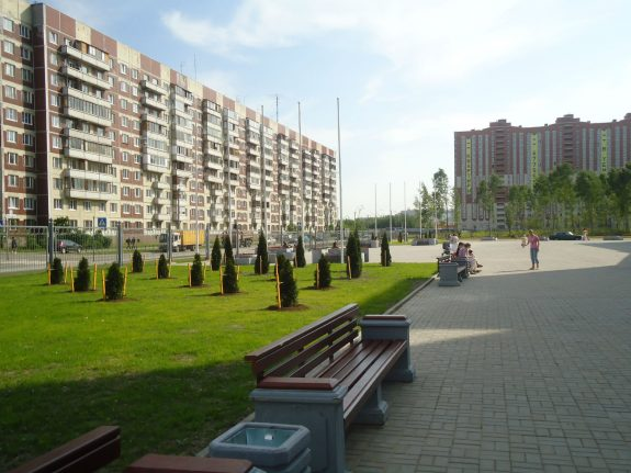 Благоустройство Московской области