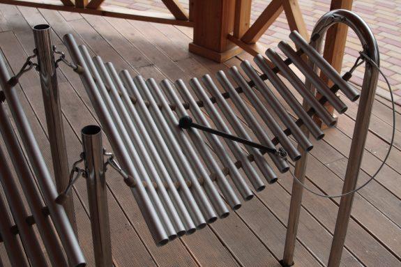 Ксилофон для детской площадки