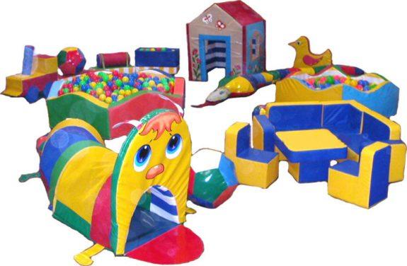Игровое оборудование для детского сада