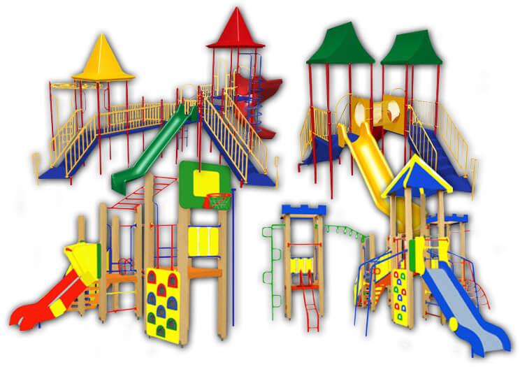 Современное оборудование для детского сада