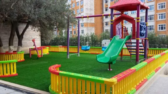 Продажа и установка детских площадок