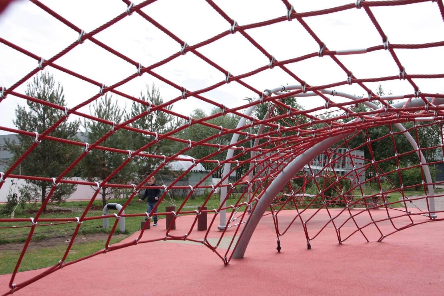 Парк Буратино в Солнцево