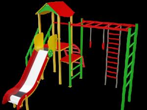 Спортивное оборудование для детского сада