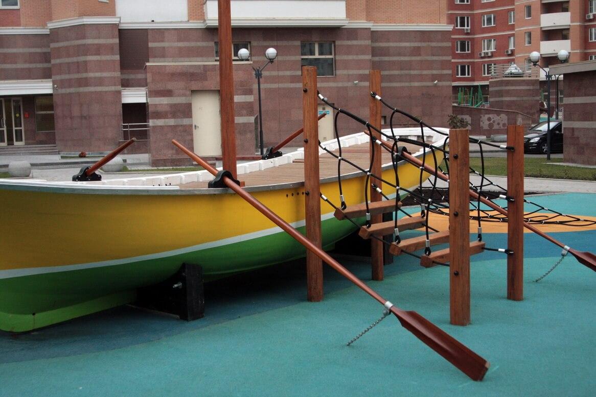 Детская площадка Hags