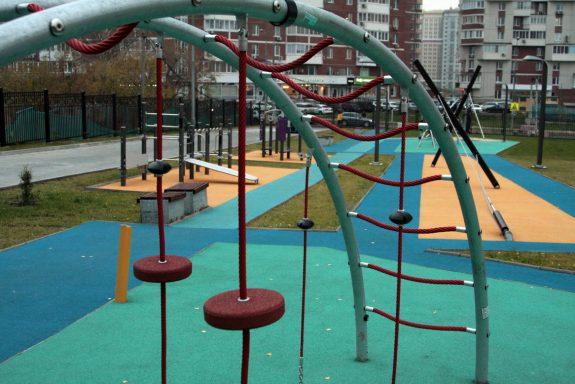 Площадка для подростков
