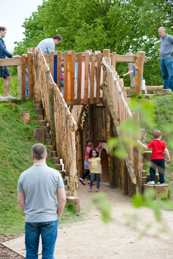 Dinton Nature Play Space 8
