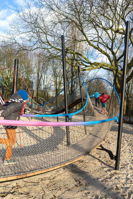 Развлечения для детей в Oosterpark