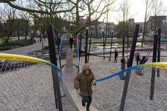 Общественный парк Oosterpark