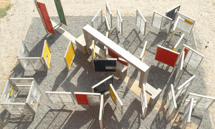 Гибкая игровая площадка для детей