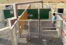 Харьянская игровая детская площадка