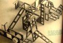 Схема макет гибкой игровой площадки для детей
