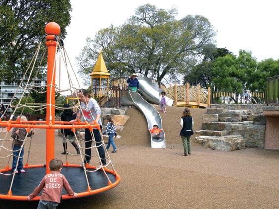 Lafayette Park для детей