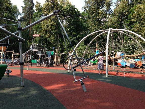 Фили, парк культуры и отдыха в Москве