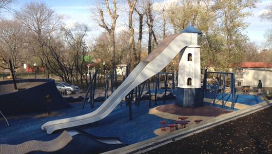 Площадки для детей в Москве
