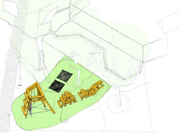Площадки для детей в Лондоне