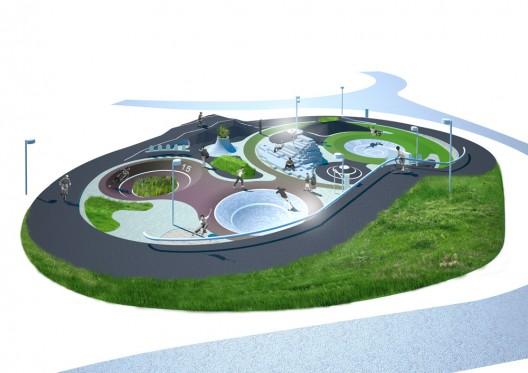 Новые игровые площадки в Дании