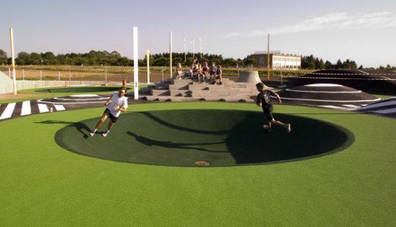 Площадка для игр Pulse Park