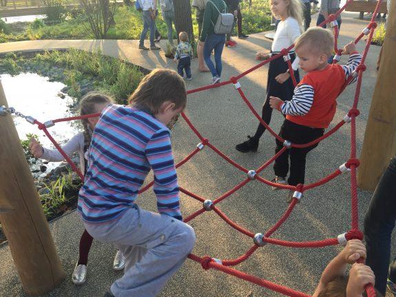 Детская площадка Кремль