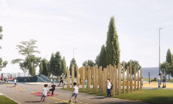 Детская площадка Севастополь
