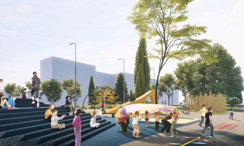 Детская площадка Крым